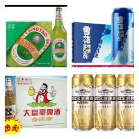 批发青岛啤酒